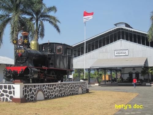 Sahabat KAI Gathering - Museum Kereta Ambarawa
