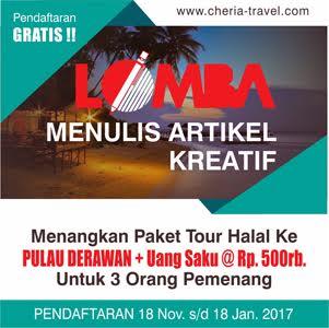 http://www.cheria-travel.com/2016/11/lomba-menulis-artikel-kreatif.html